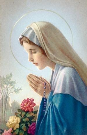 Chapelet du mardi à Notre Dame de Lourdes ImageViergechapelet